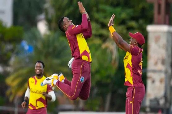 Allen leads Windies to three-wicket win, T20 series triumph over Sri Lanka