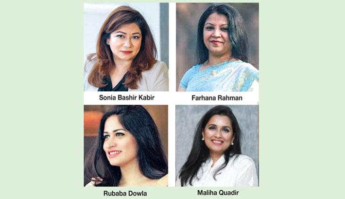 Women shine in tech businesses