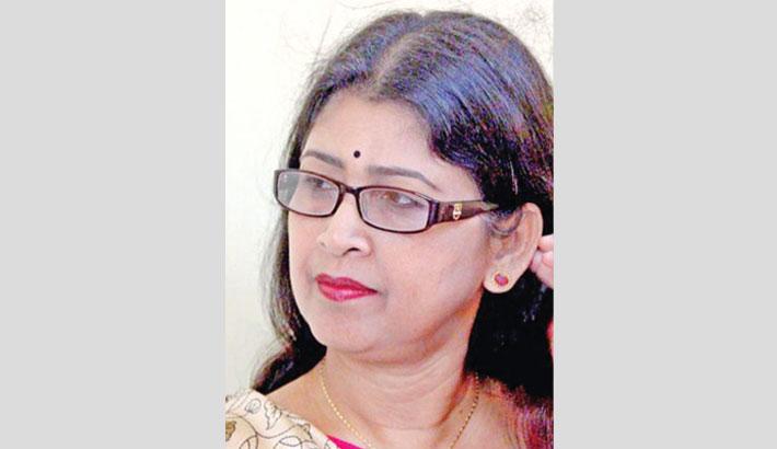 Jharna Rahman gets Ananya Sahitya Puroshkar