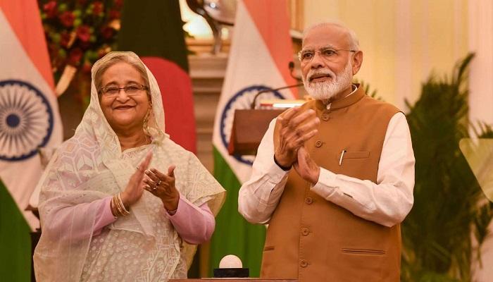 Hasina, Modi to inaugurate Maitri setu Tuesday