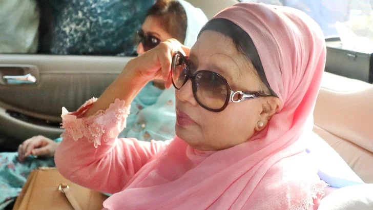 Law Ministry recommends suspending Khaleda's jail term by more 6 months