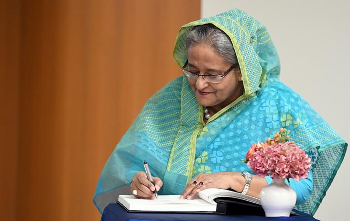 Women's rights in the spirit of Mujib