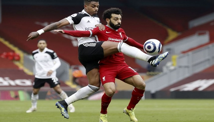 Liverpool crash again as Fulham plunder Anfield win
