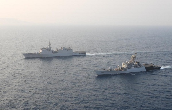 Two Indian Naval Ships to visit Mongla port from March 8 to 10