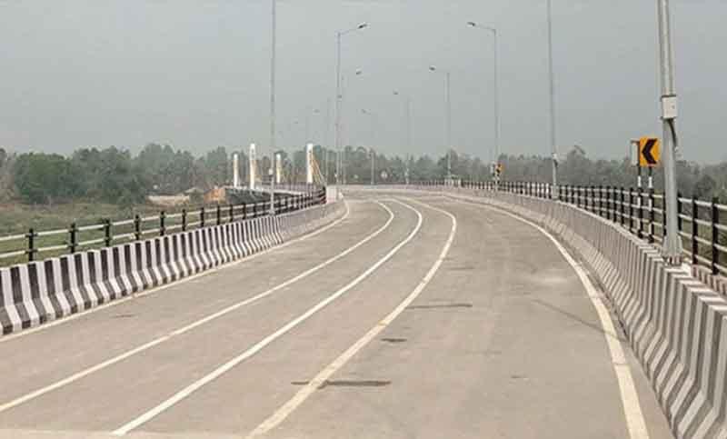 Hasina, Modi inaugurate 'Maitri Setu' connecting India, Bangladesh