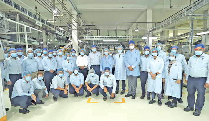 Unilever inaugurates ETP expansion in Ctg