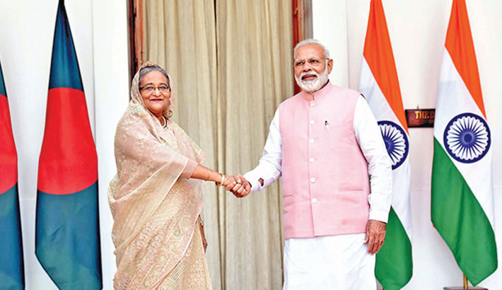Bangladesh, India Must Stand by Each Other