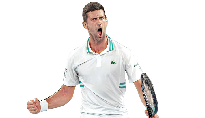Djokovic sets all-time record for weeks at No 1