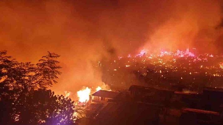 In one year, Thakurgaon sees nearly 500 fires
