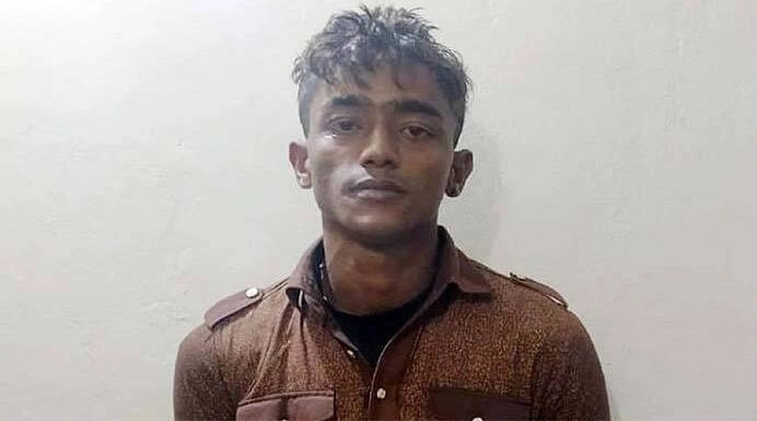 Prisoner fled from Chattogram jail held in Narsingdi