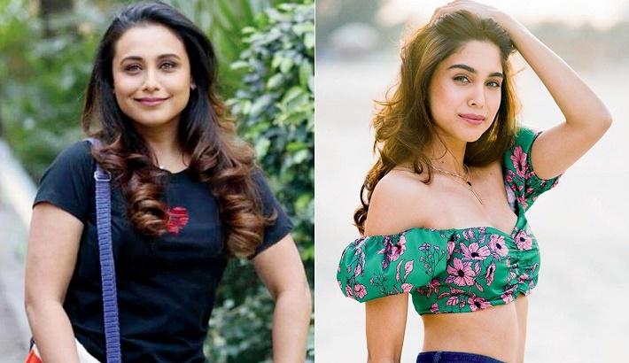 Bunty Aur Babli 2: Sharvari Wagh credited Rani to become an actress