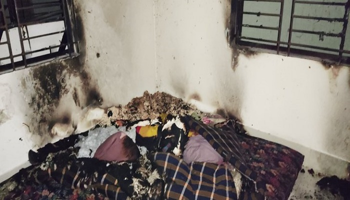 Five of a family burnt in explosion at Narayanganj house