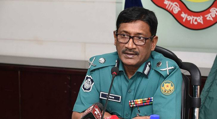 DMP commissioner hospitalised with Covid-19