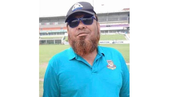 BCB's umpire Afzalur Rahman Masum dies