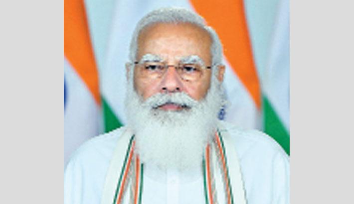 It's a new Indo-Bangla trade corridor: Modi