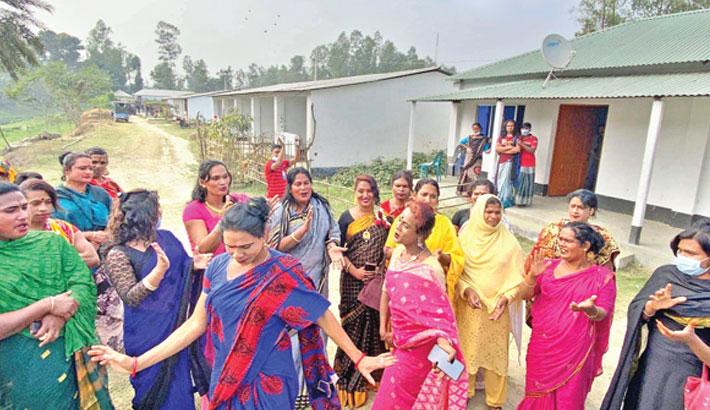 'Ashrayan Prokalpa' raises hope for transgender people