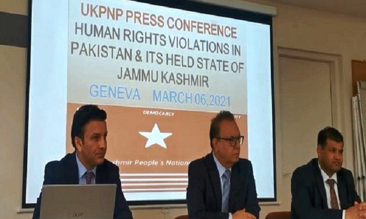 Pakistan treating PoK its `colony', lambasts Kashmiri activist
