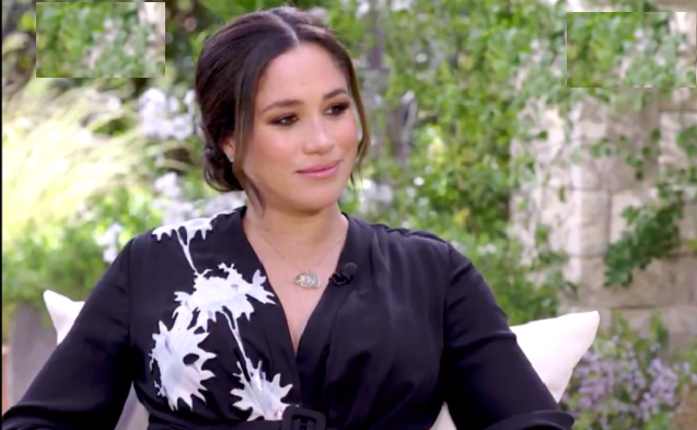 Meghan complained to ITV about Piers Morgan's comments