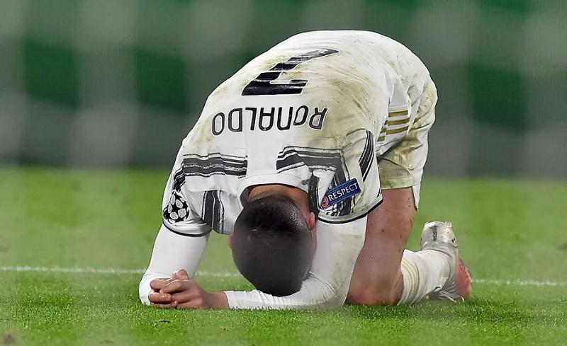Ronaldo silenced as Porto knock Juventus out of Champions League