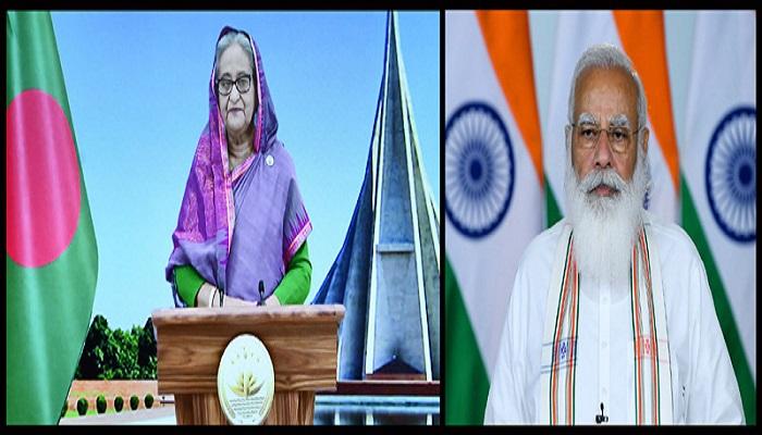 Maitri Setu will improve relationship between India, Bangladesh: Modi tweets