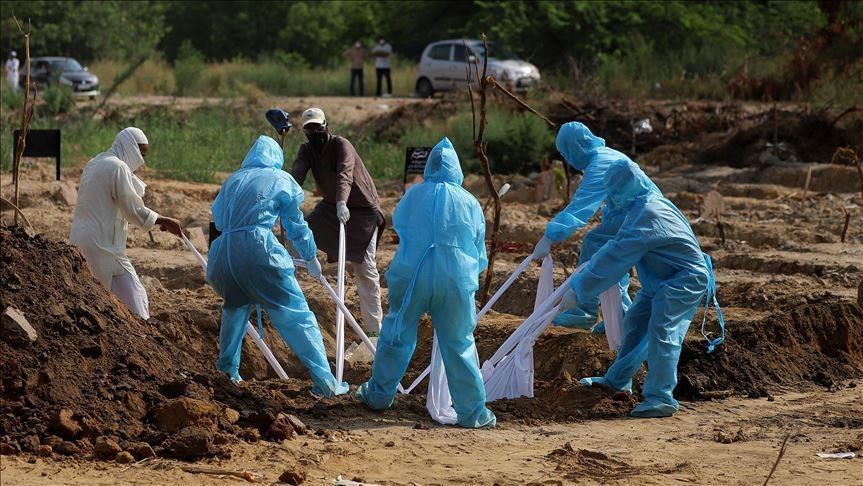 Death toll from Covid-19 surpasses 2.6 million