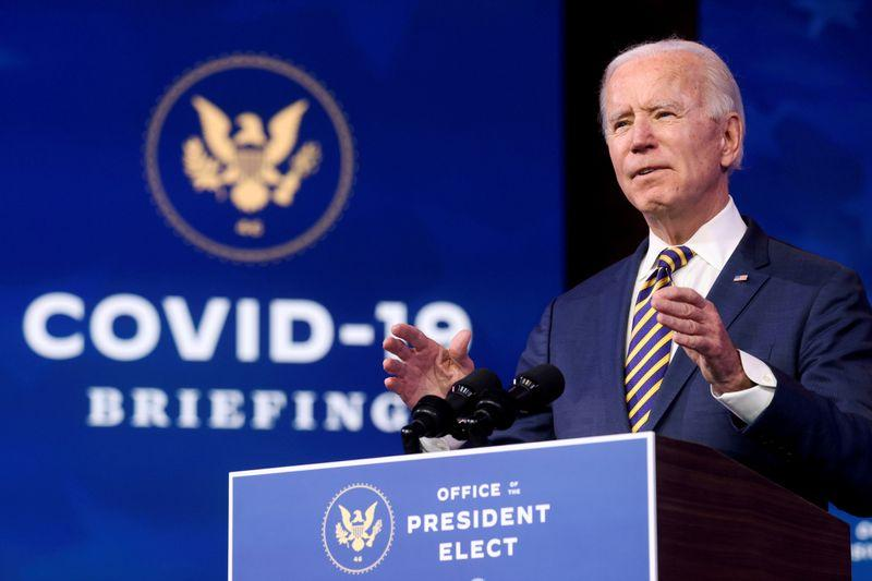 Major Biden victory as Congress passes huge Covid relief plan