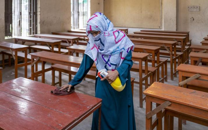 Schools, colleges gearing up for reopening