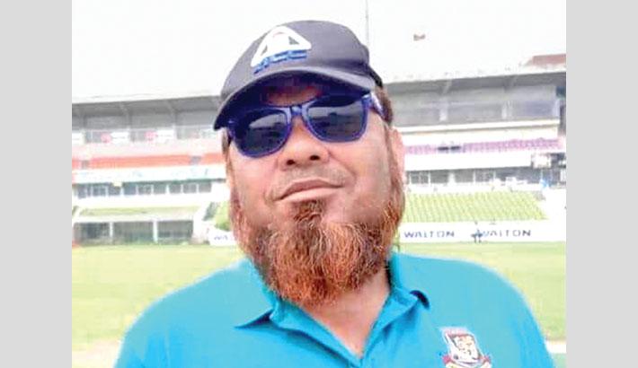 Veteran umpire Masum dies