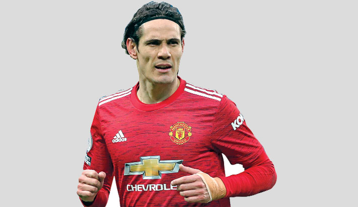 Cavani 'proud' to wear Man Utd shirt