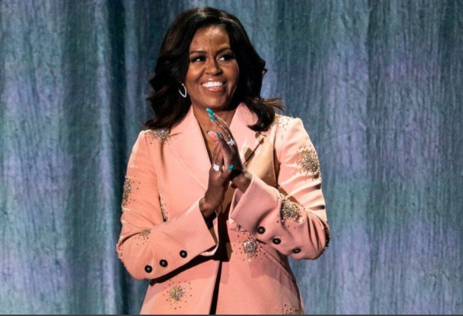 Michelle Obama is 'moving towards retirement'
