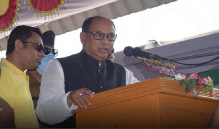 Sujan inaugurates intercity Brahmaputra express
