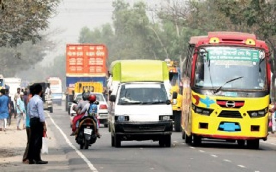 New transport law goes in vain