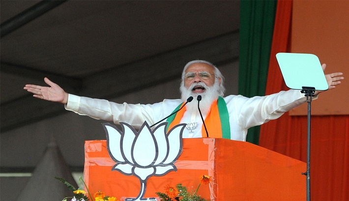 BJP releases list of star campaigner for Bengal, Assam polls