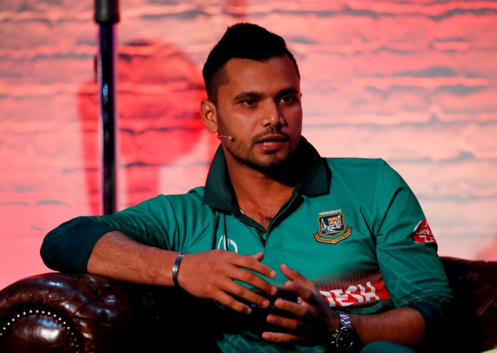 Mashrafe joins the list of WEF's new Young Global Leaders