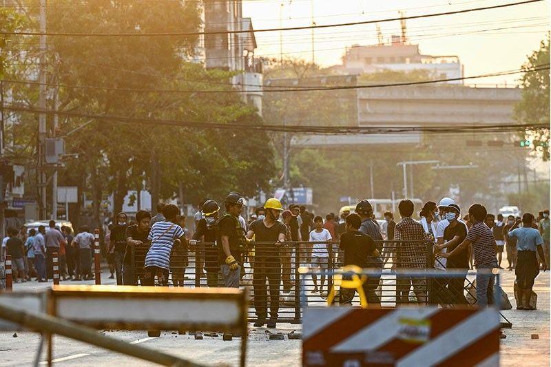 UN rebukes Myanmar's military over violent protest clampdown
