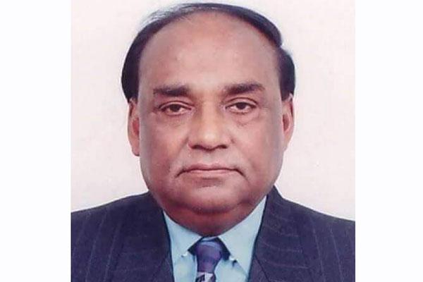 Ex-state minister Dr Amanullah passes away