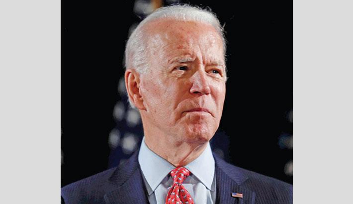 Biden vows to fight corona