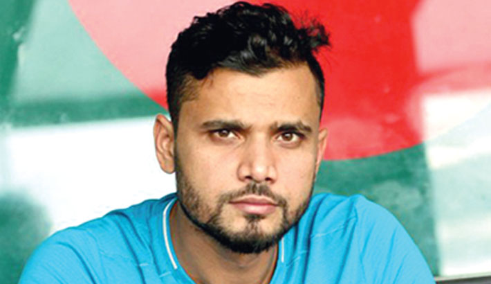 Mashrafe among Young Global Leaders