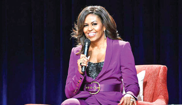 Michelle Obama 'moving towards retirement'