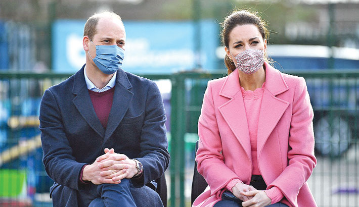 Royal Family 'very much not racist', says William