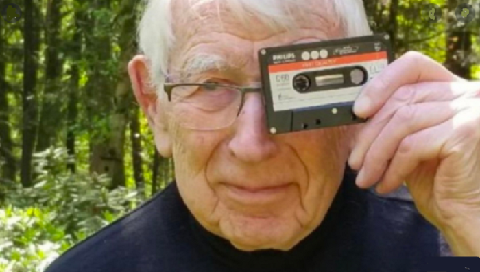 Dutch inventor of audio cassette dies at age 94