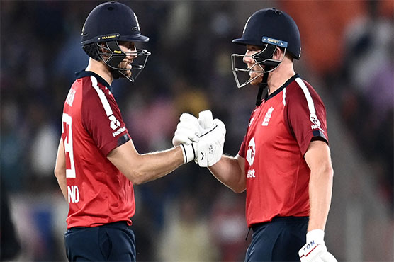 Roy, Archer star as England trounce India in first T20