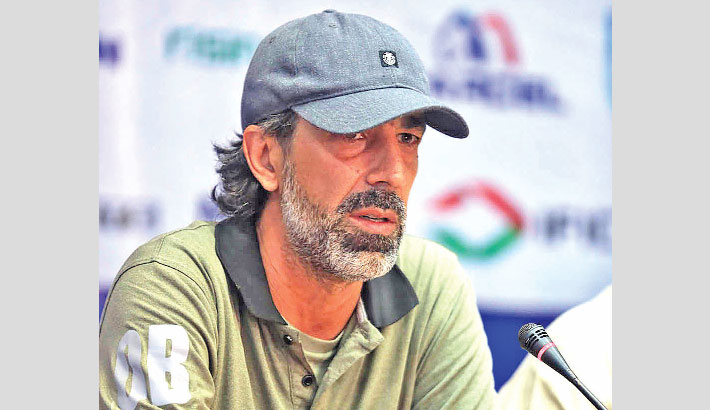 Bruzon wants similar consistency in second leg
