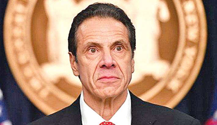 New York governor faces impeachment inquiry