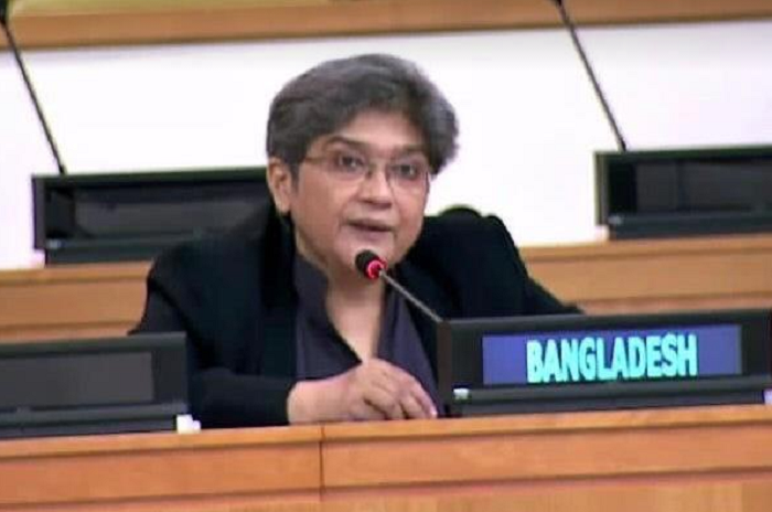 Dhaka calls for greater international solidarity for a terrorism-free world