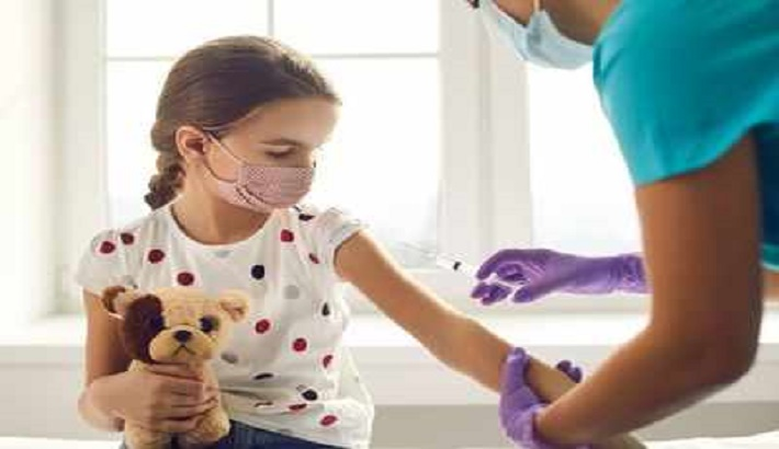 Coronavirus vaccine: 600 children experience no side-effects after receiving their COVID shot