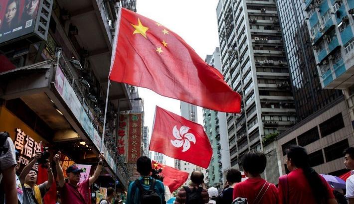 China's parliament remakes Hong Kong in its own image