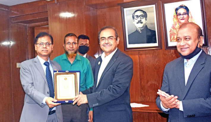 BHBFC achieves 1st position on APA