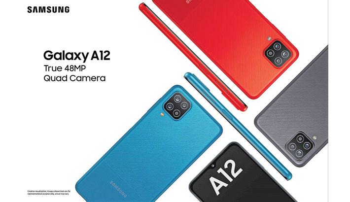 Samsung brings budget-friendly Galaxy A12 for Bangladesh