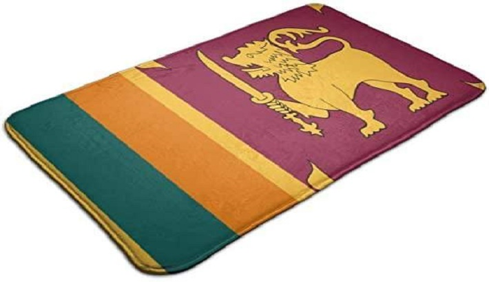 SL raises concerns with China over door mat using national flag print